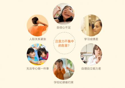 广州竞思儿童注意力训练