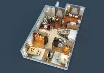 南通室内3D效果图设计培训制作