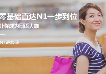 嘉兴报个日语0-N1级培训班多少钱