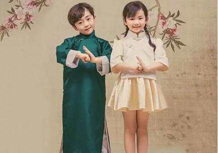 广州儿童礼仪训练费用