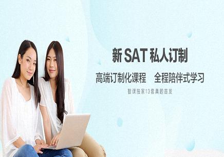 广州新SAT私人订制课程
