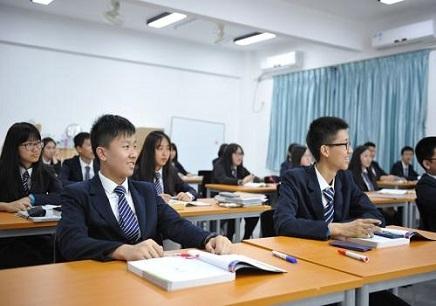 国际学校课程