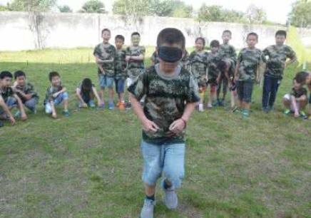 貴陽青年軍事夏令營