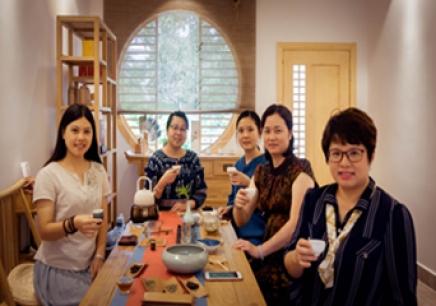 广州茶艺培训班