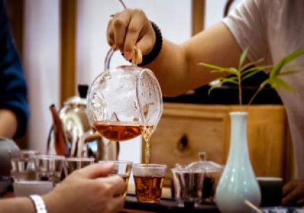 广州商务茶艺培训班