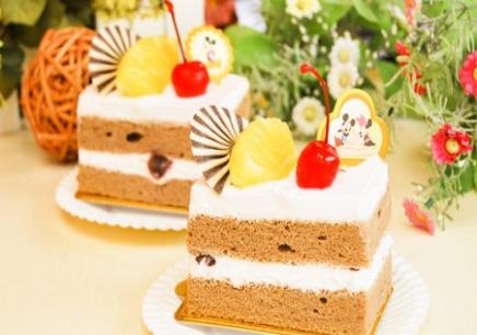 烟台蛋糕师培训学院