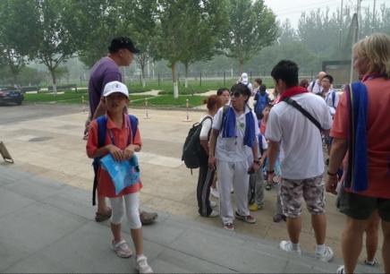 4至14岁少儿英语夏令营