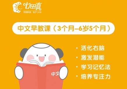 南京幼儿中文培训