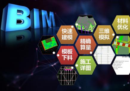 张掖bim技术应用培训