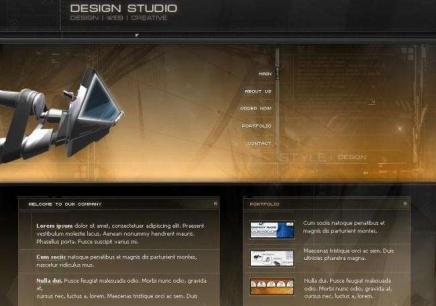 洛阳网页设计培训