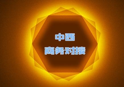 广州中西商务对接