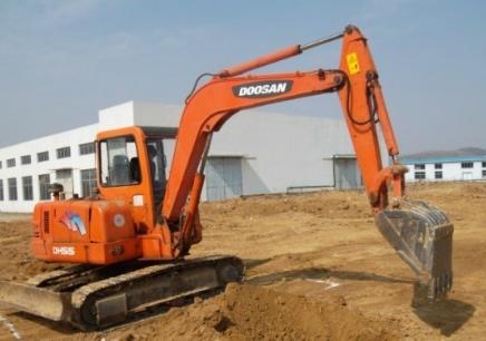 台州挖掘机培训中心