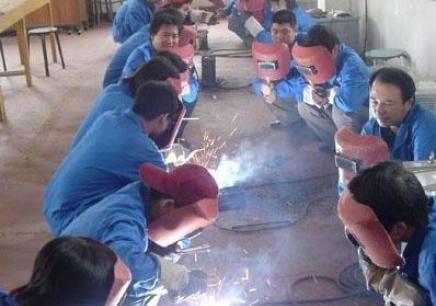 台州电焊工培训机构