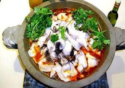 绍兴石锅鱼培训