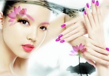 兰州美容化妆全能培训