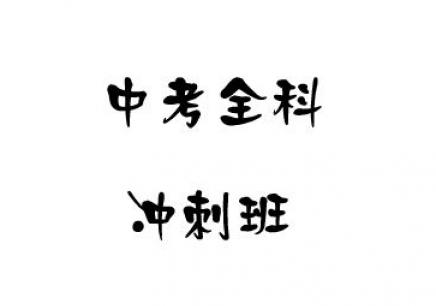 深圳中考贴题冲刺班