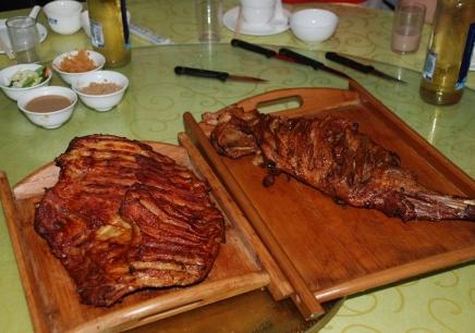 台州烤羊腿、烤羊排培训