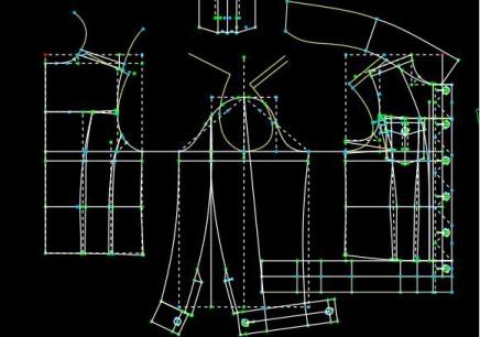 服装制版与电脑CAD制版师班