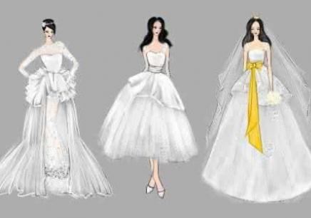 服装设计与婚纱设计师班