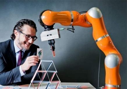 杭州工业机器人培训哪里好