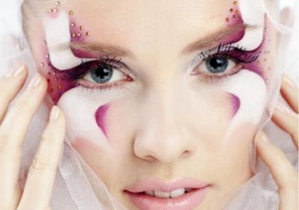 四个月创意彩妆课程