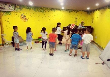 杨美幼儿音乐培训