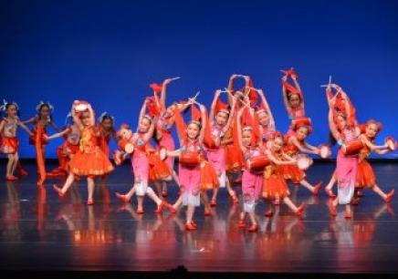 白云中国舞考级班