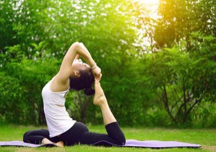 绍兴零基础瑜伽教练基础学习