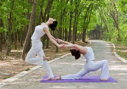 绍兴瑜伽教练初级培训班
