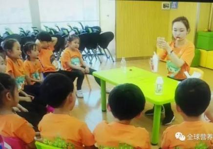 郑州幼儿园营养小镇课程_课程介绍