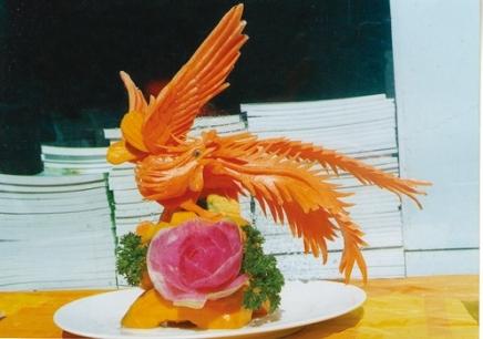 海口食品雕刻业余培训