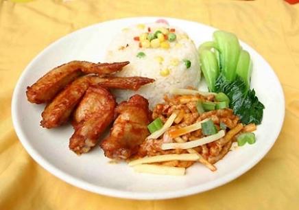 泉州中式快餐培训
