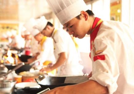 泉州厨师培训课程