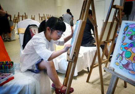 洛阳创意美术培训班