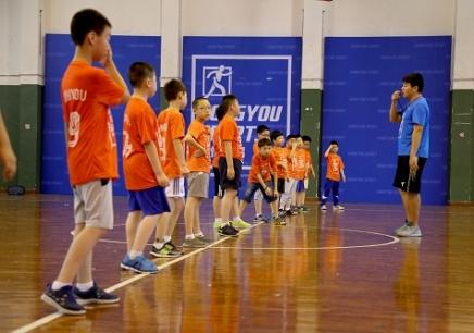 拱墅区少儿篮球培训哪家好
