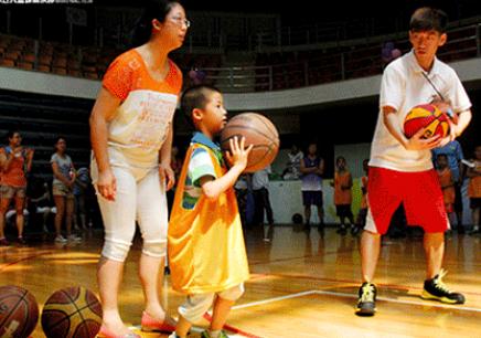 黄浦少年篮球学校