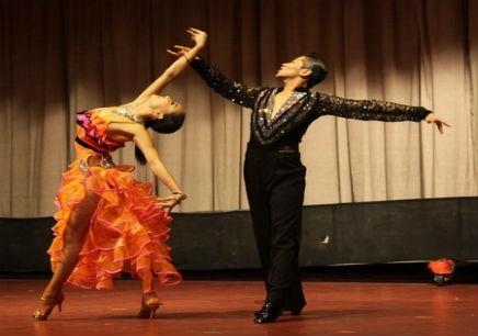 海口成人拉丁舞短期学习