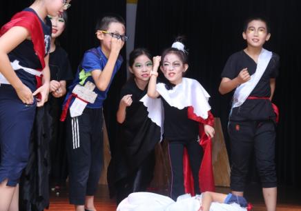 北京专业戏曲英语早教辅导班
