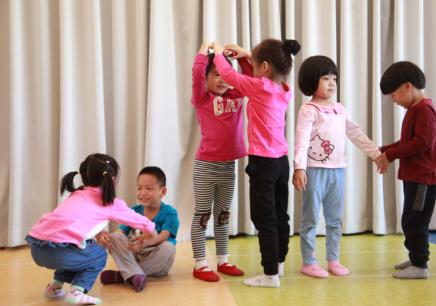 北京少兒英語戲劇培訓課程