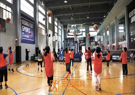 蘇州學籃球培訓班哪家好