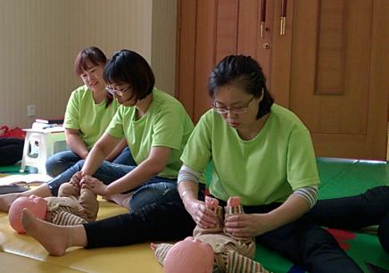 天津高级育婴师培训哪里有开课