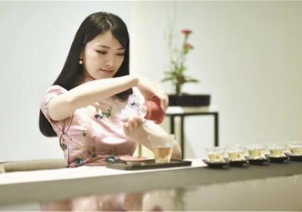 茶艺师(中阶)