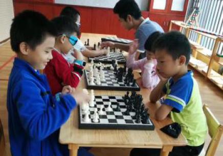 龙岗区万科大夏国际象棋培训