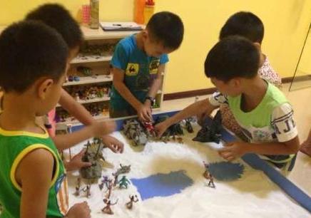 深圳孩子专注力训练课程