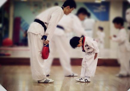 天津跆拳道培训班课程