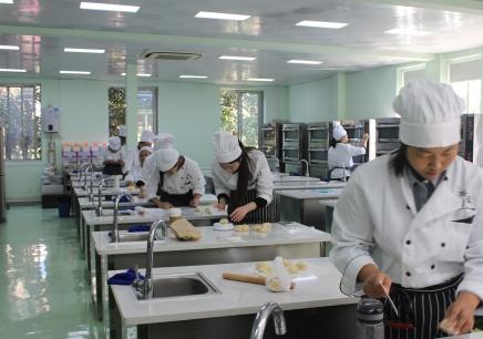 上海中式烹调师中级培训班