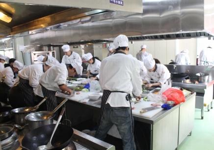 上海中式烹调师培训班