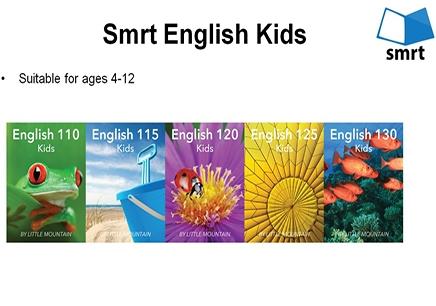 SMRT英语Kids课程(少儿英语)