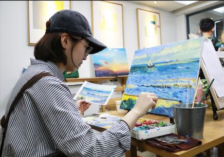 深圳龙岗绘画高级班