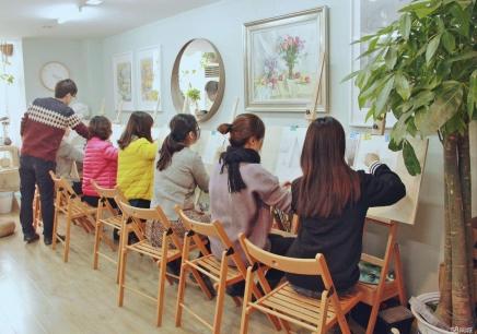 南京儿童创意美术培训